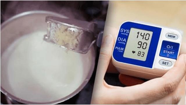 Чеснок с молоком: стабилизируем даже самое высокое давление!