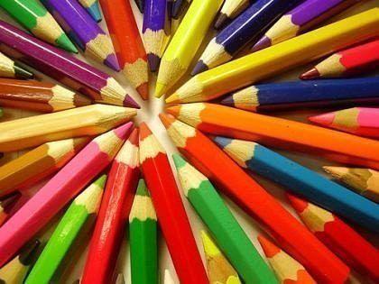 Детская территория. Учим ребенка различать цвета (игры для детей с 1, 5 лет)