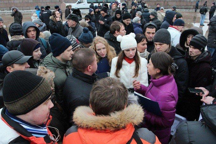 Закулисье оппозиционных митингов в России