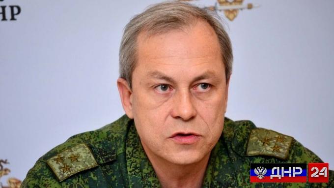 Заявление Эдуарда Басурина в связи с обстрелом Докучаевска