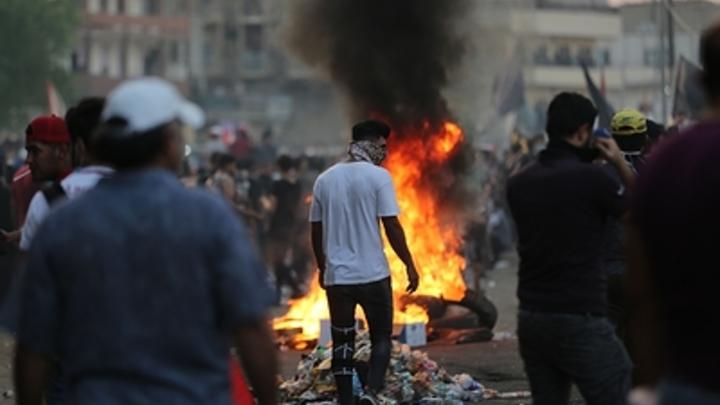 """""""Знакомый сценарий?"""": В Ираке по силовикам и протестующим открыли огонь таинственные снайперы"""