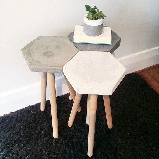 Лечим мебель...бетоном (трафик)