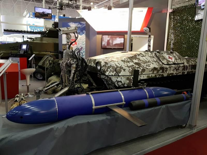 Подводный глайдер «Морская тень». Инструмент для флота и для науки