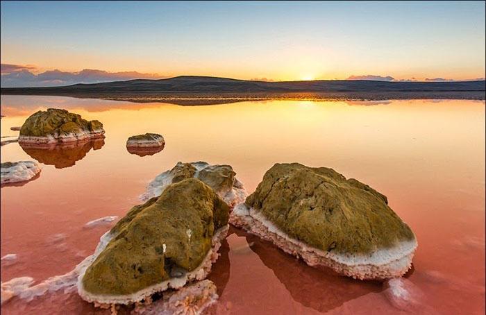 Озеро Сиваш. Фото: Сергей Анашкевич.