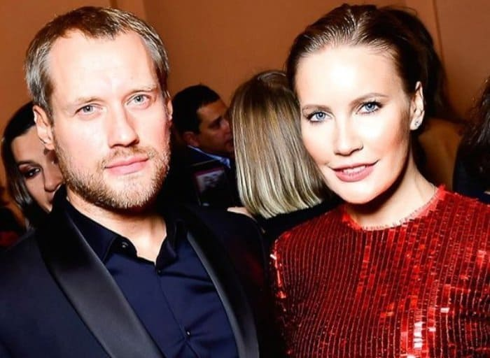 Лена Летучая и ее муж Юрий Анашенков | Фото: vokrug.tv