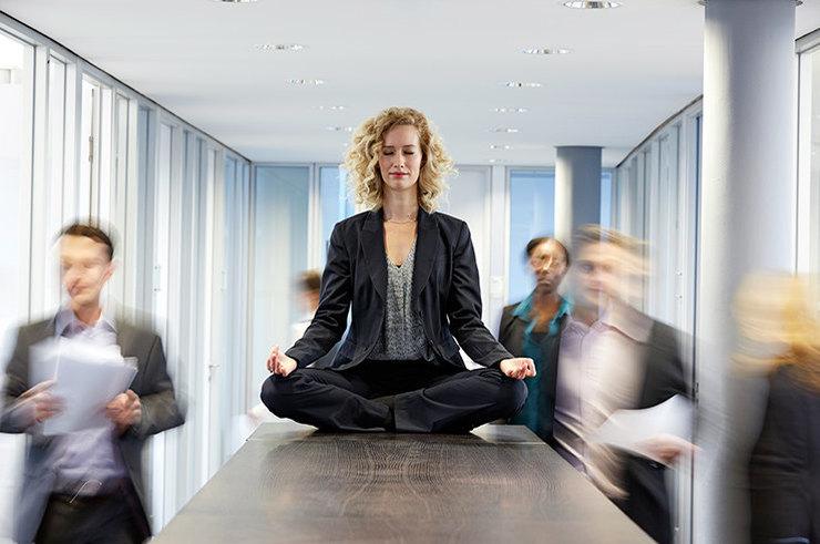 Как перестать нервничать на работе