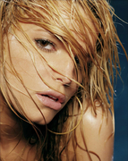 Джессика Симпсон(Jessica Simpson) в фотосессии для журнала Blender (март 2004).