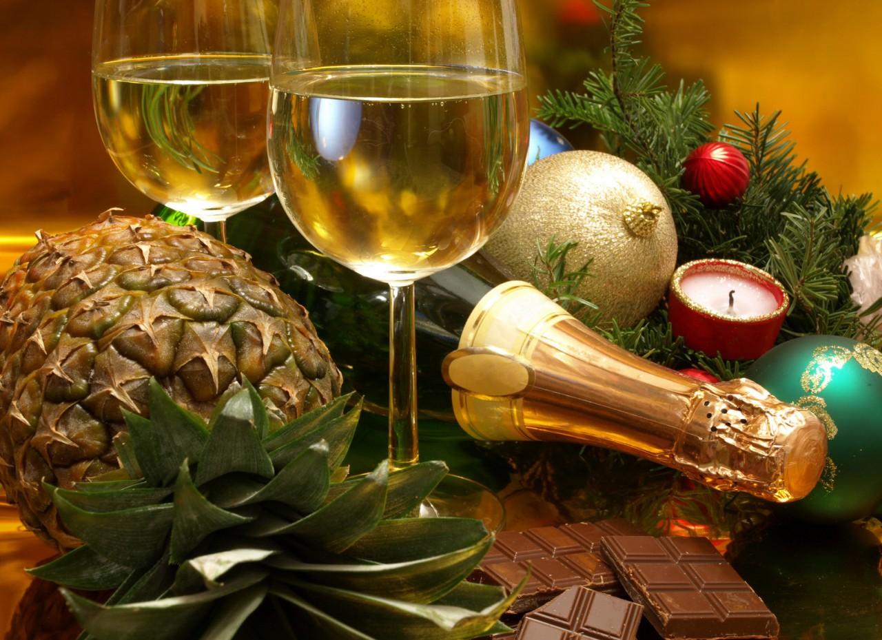 Почему я осталась на новый год без алкоголя