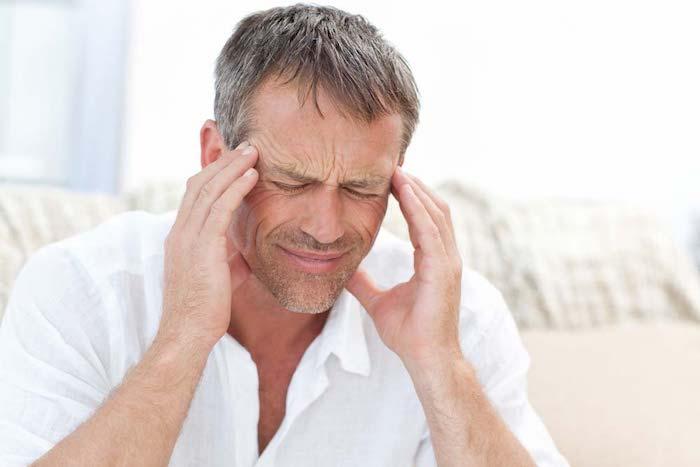 «Звёздочка» при головной боли.