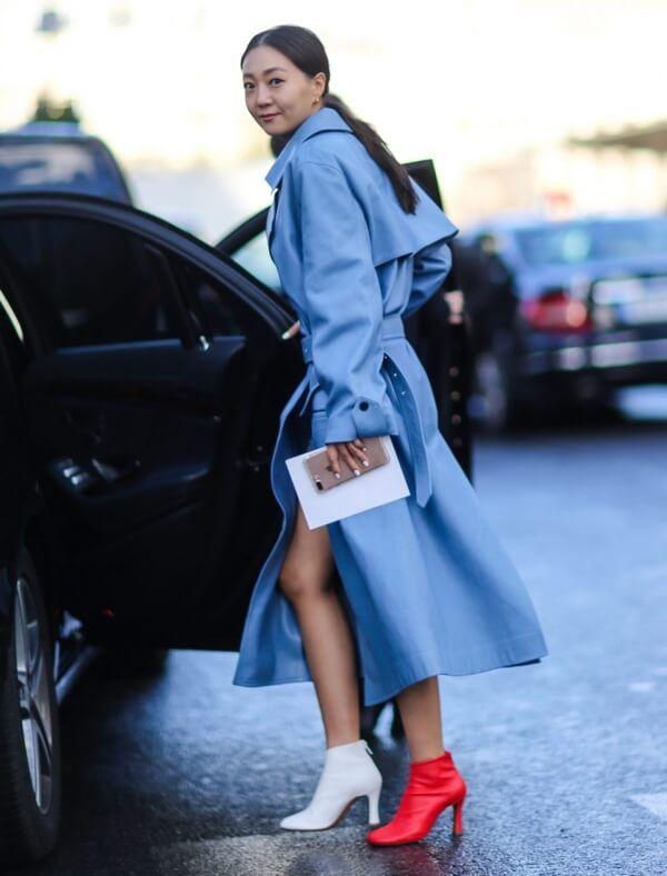 Модная обувь весна 2018 года