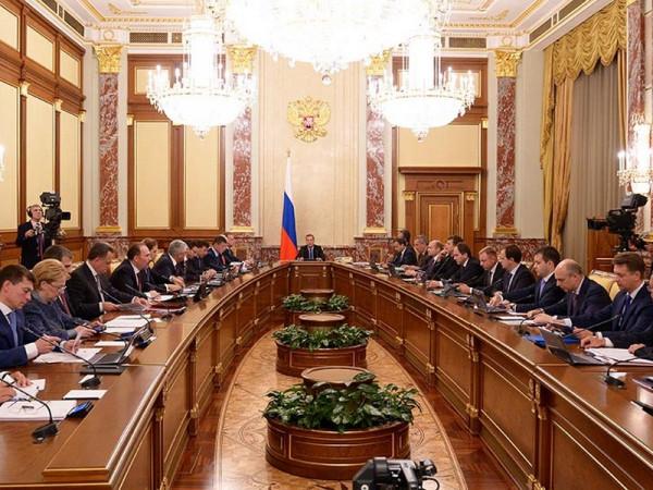 Правительство России утверди…