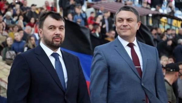 Главы ДНР и ЛНР надеются на …