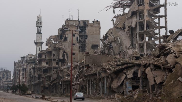 Россия и Турция согласовали проект всеобщего перемирия в Сирии