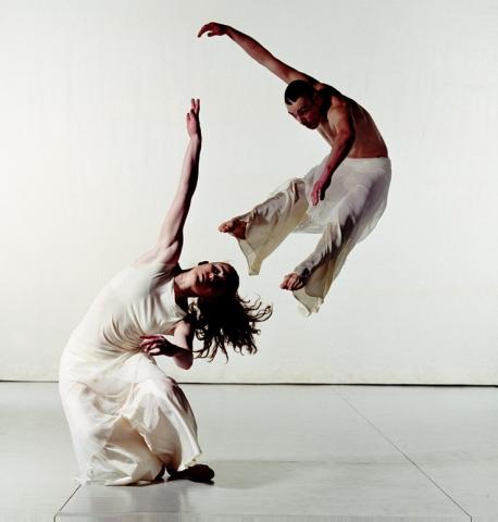 """Основные виды современных танцев. Танец """"Контемп"""""""