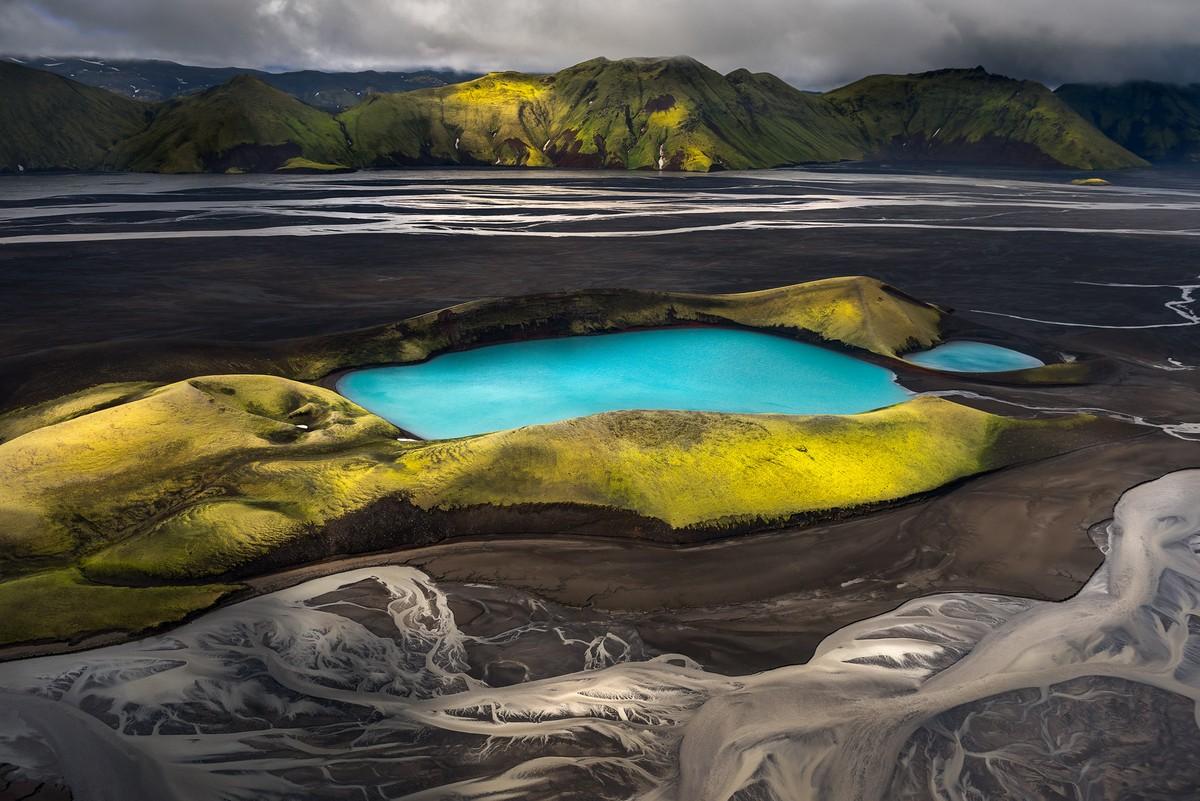 Красивые пейзажные фотографии Перри Шелат