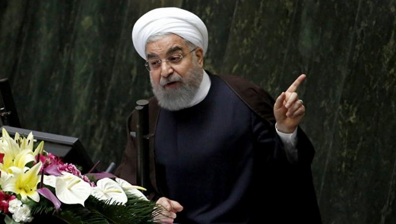 Роухани: санкции США — это экономический терроризм