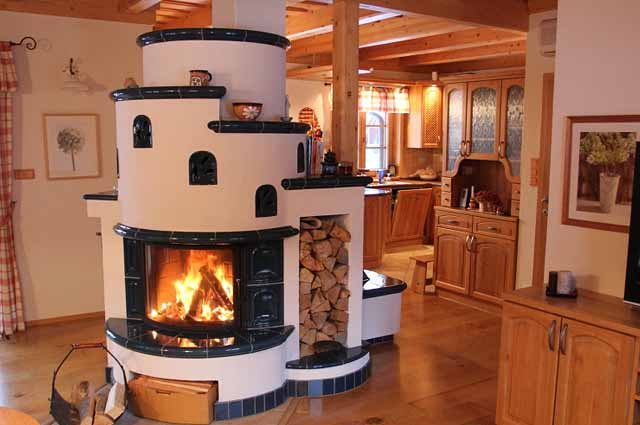 Печка в своем доме дизайн