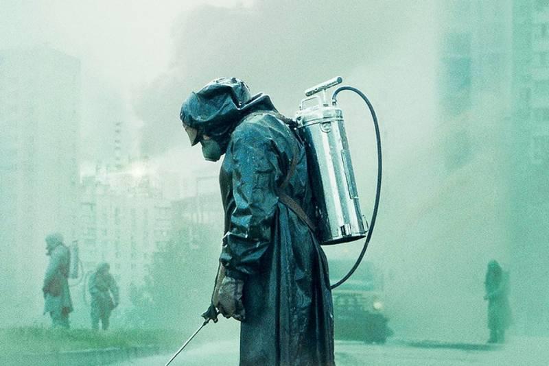 Чернобыль. Взятки, водка, коптящий реактор