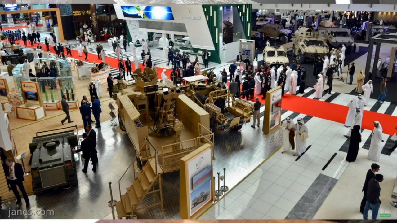 Международный военный салон IDEX-2019 открылся в ОАЭ