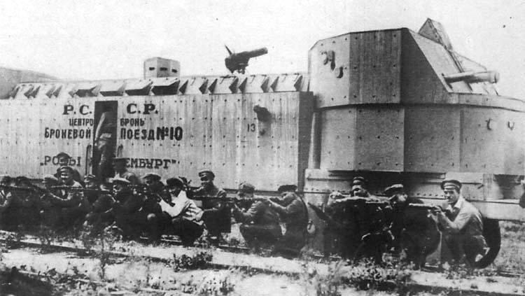 Рукавишников Николай Васильевич. По дорогам Гражданской войны