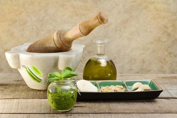 Как сделать соус «Песто» за 5 минут