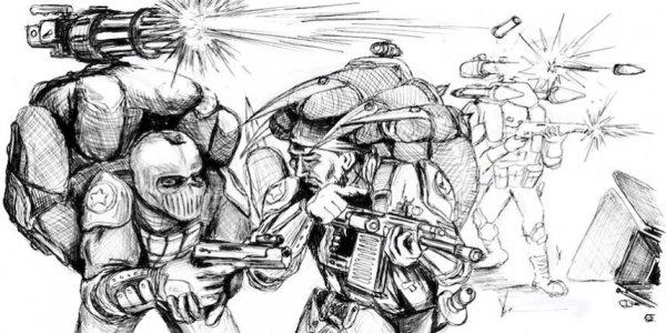 Война как шоу