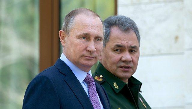 Россия устроит Западу «черну…