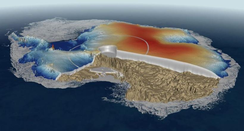 Картинки по запроÑу Самый загадочный континент планеты: 10 интереÑных фактов об Ðнтарктиде