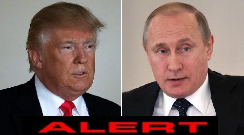 Трамп отправляет экстренное сообщение Путину:» До следующей недели я могу не дожить!»
