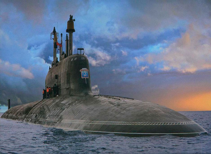 Как советский подводник нагл…
