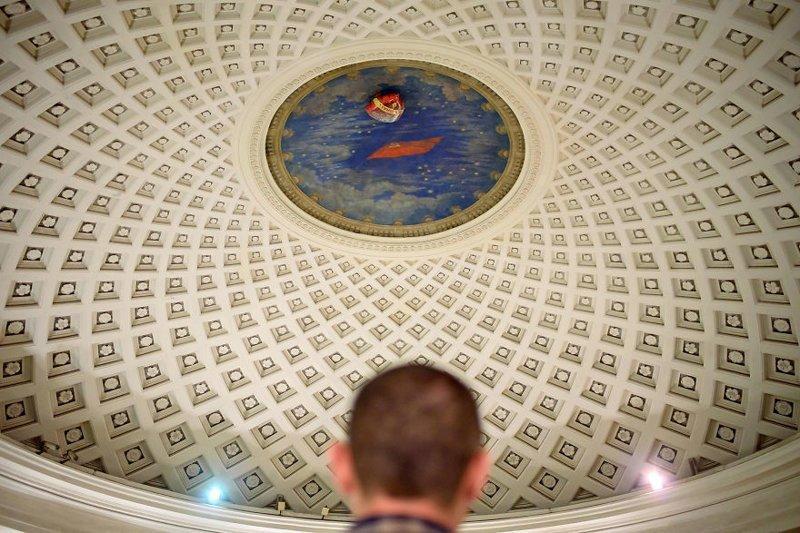 """Таганская. """"На Таганской - самые красивые купола"""" иностранец в России, метро, метрополитен, москва, путешествия, россия, фото, фотограф"""