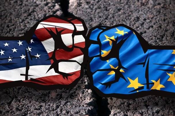 Европа все активнее прощается с США