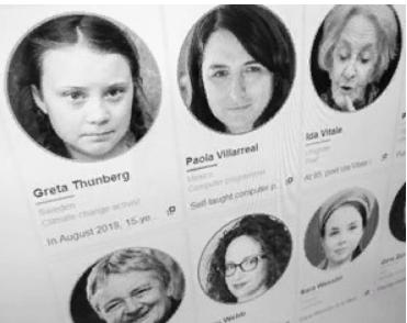 Самыми влиятельными женщинами мира стали бывшие мужчины и Грета Тунберг