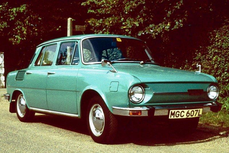 В 1969 году Skoda 1000 MB и 1100 MB сменили модели 100 и 110. Заднемоторная и заднеприводная компоновка была сохранена, а индексы, как с прошлыми экземплярами, означали объем моторов. заднемоторная компоновка, седан