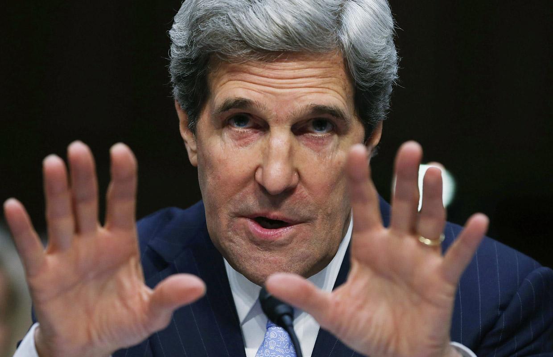 Доп***лся. Россия откажется от общения с Джоном Керри