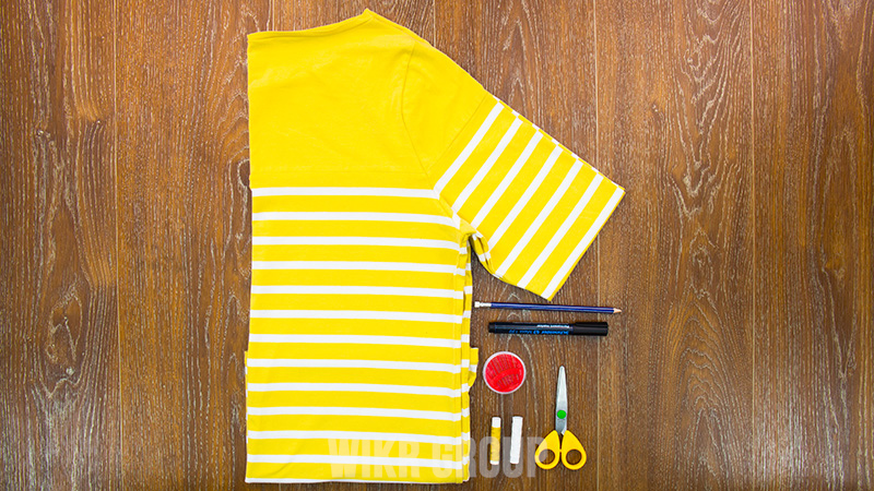Сумка из старой футболки. Подарите новую жизнь старой вещи!