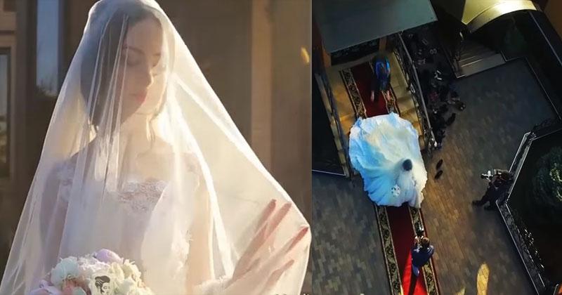Эта чеченская свадьба поражает своей роскошью! Размах поражает воображение