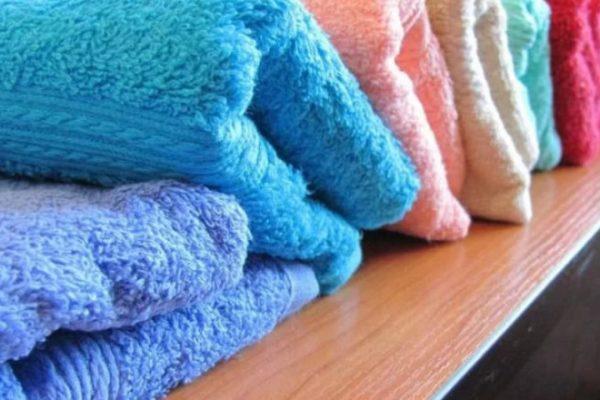 Махровые полотенца могут выглядеть как новые даже после нескольких лет использования, узнайте, что надо для этого сделать