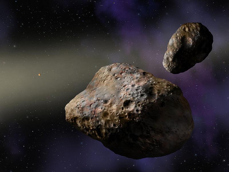Самый загадочный астероид в Солнечной системе: Bee-Zed