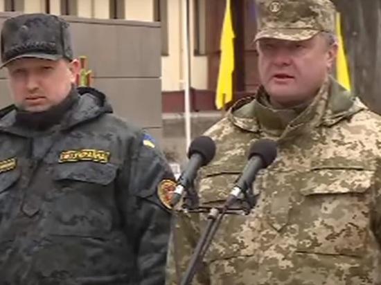 Журналист рассказал о пьяном виде Порошенко: «Он получил в глаз»