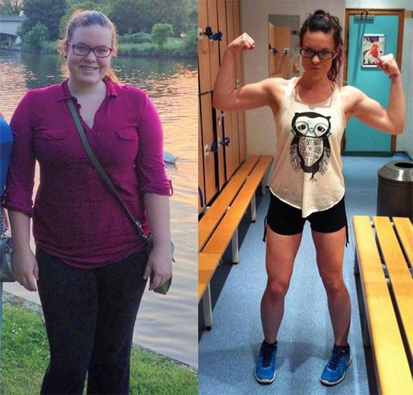 Эти девушки одержали победу над лишним весом. И ты обязательно сможешь!