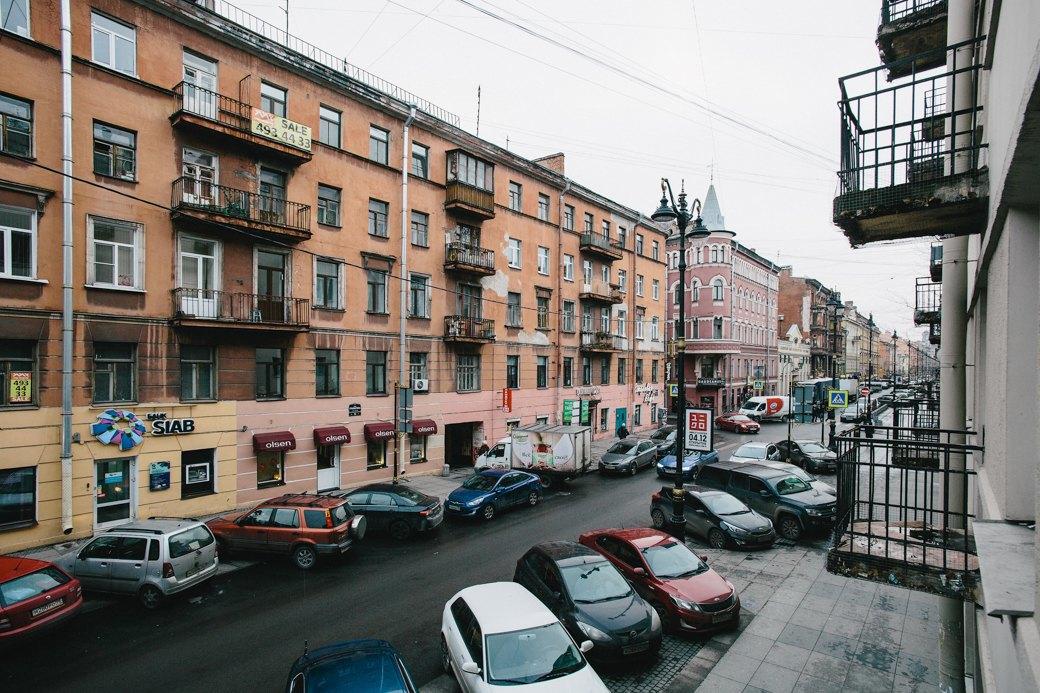 Я живу в«Слезе социализма» (Петербург). Изображение № 18.