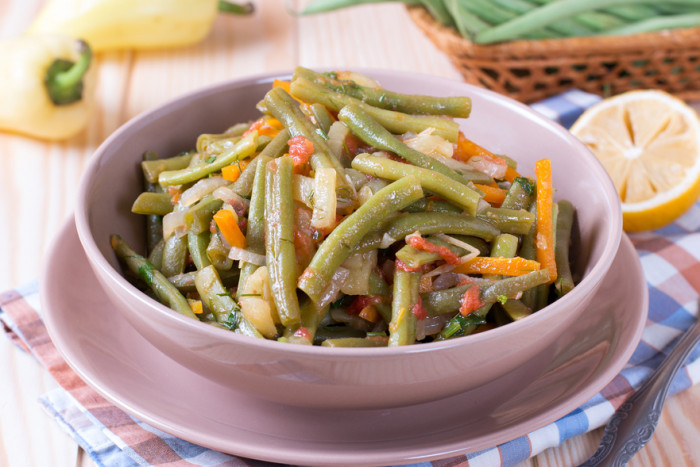 спаржевый салат