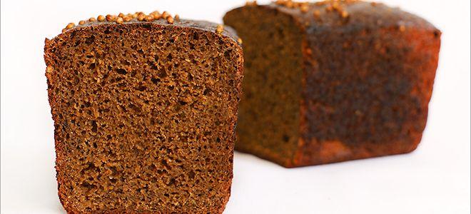черныи хлеб от выпадения волос