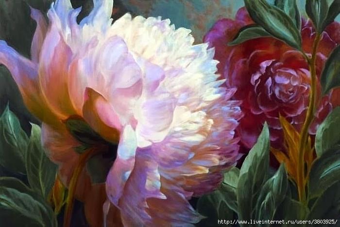 …Благословенный мир цветов, чудесный аромат природы!