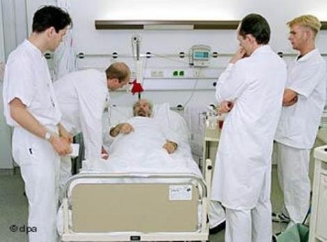 Красивый миф про Евро-медицину
