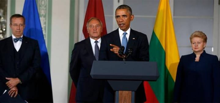 США задумались об исключении Прибалтики из НАТО