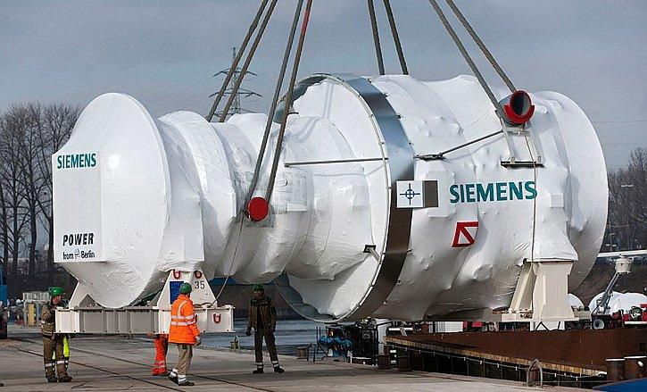 """""""Siemens"""" наш? Турбины в Крым любой ценой."""