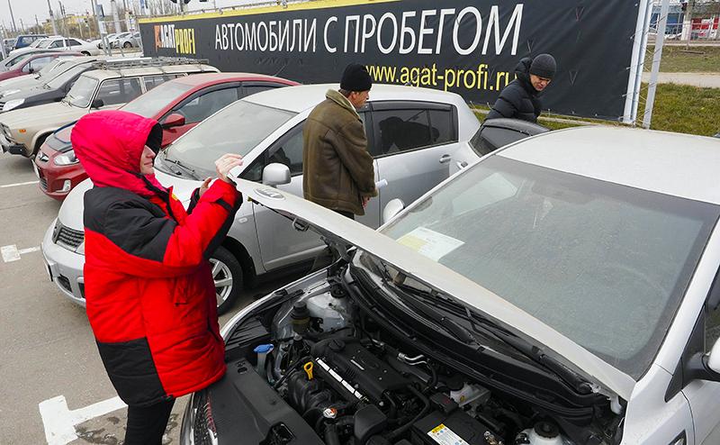Как правильно продать свой старый автомобиль