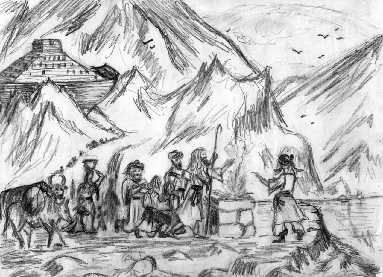 Путешествие в Ноевом Ковчеге